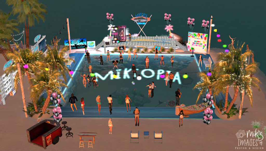 Night one at Miktopia Live!